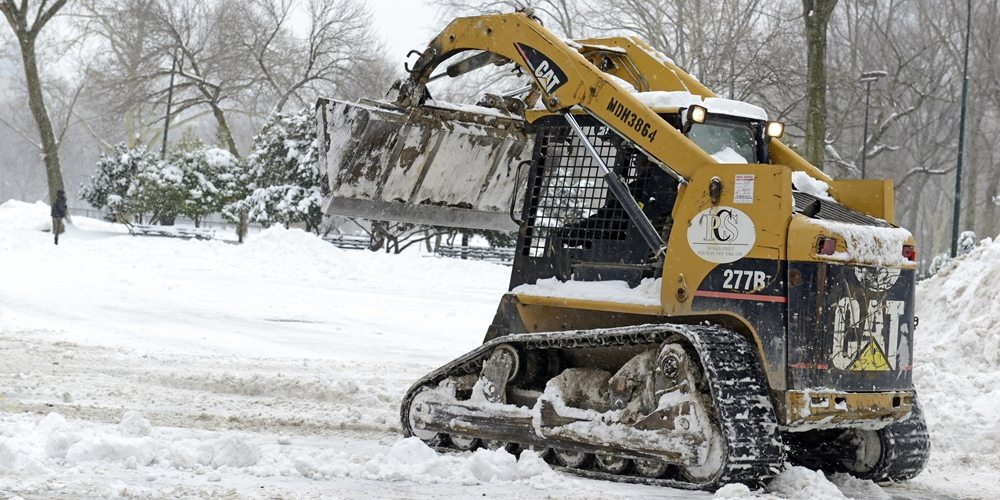 Commercial Snow Removal Long Island