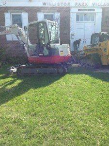 willisont park village excavating