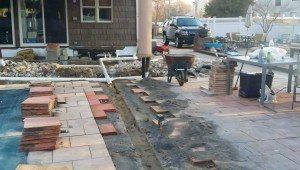 masonry installation