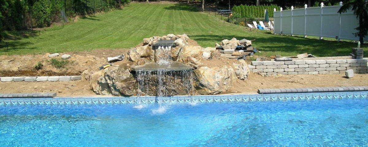pool install long island excavating