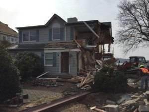 house demolition 2017