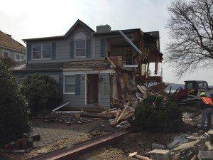 house demolition 2017