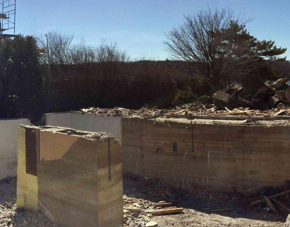 house demolition march 2017
