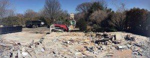 demolition pano